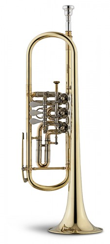 Trompeta Titán Sib rotores Image