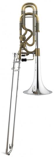 Trombón Bajo Titán Sib/Fa/Solb/Re Image