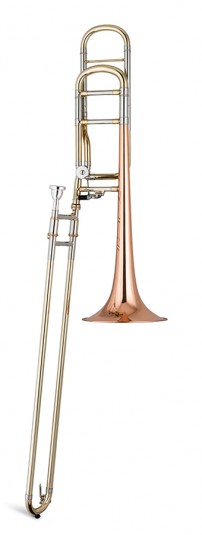 Trombón Tenor Élite Sib/Fa Cobre Image